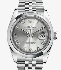 Orologio Rolex Datejust: Acciaio 904L – 116200