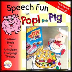 Pop the Pig Early Wo