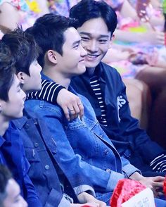 [160511] 16th Chines Music Chart Award  ____  CHENSOO SO CUTE  . . . . #EXO #엑소 #CHEN #D.O #Weareone #4Yearwithexo #Foreverwithexo #Singforyou #EXO_ISBEST