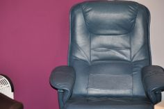 This 'recliner' is offered for relaxation techniques.