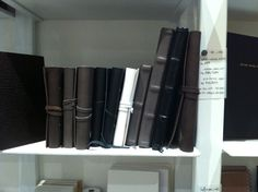 Library of Leather
