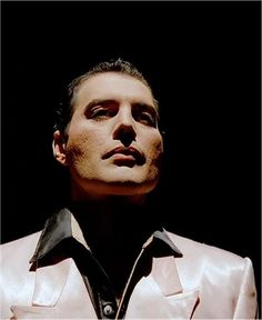 Freddie Mercury (The Great Pretender) 1987.