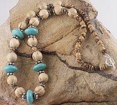 Jewelry Making Idea: Serenity Necklace (eebeads.com)