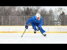 iTrain Hockey Skating Edges Training Intensive - Train The Trainers + Practice Plan - YouTube