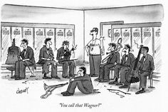Life Is a Constant Crescendo #wagner #coach #orchestra