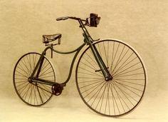 Rover Safety Bicycle John Kemp 'JK' Starley