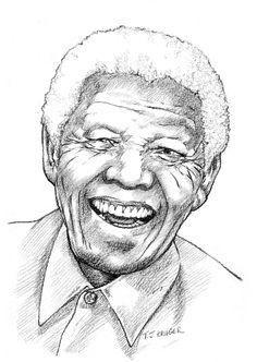 A belated Happy Birthday Madiba! Nelson Mandela (born 18 July 1918)