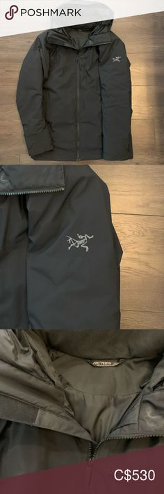 ARC'TERYX Koda Men's Jacket Excellent condition- only worn a handful of times  Smoke and pet free house.   Retails for $600+ tax Arc'teryx Jackets & Coats Home Free, The North Face, Smoke, Coats, Man Shop, Times, Best Deals, Jackets, Closet