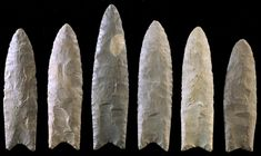 Színek és foltok Indian Artifacts, Native American Artifacts, Ancient Artifacts, Native American Indians, Native Americans, Stone Age, Old Stone, Clovis People, Hopewell Indians