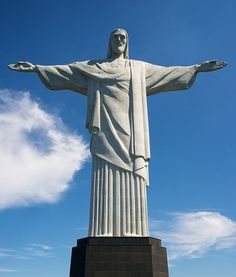 Cristo Redentor - Rio de Janeiro, Brasil-crop - Cristo Redentor – Wikipédia, a enciclopédia livre