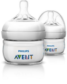 Philips AVENT Newborn Bottle with First Flow Nipple