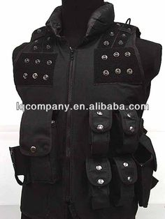 MILITARY AIRSOFT WARGAME COMBAT TACTICAL ASSAULT VEST $18.00~$35.00