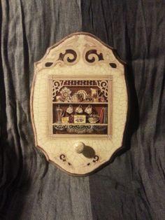 Декупаж - Сайт любителей декупажа - DCPG.RU | Новенькое:) Click on photo to see more! Нажмите на фото чтобы увидеть больше! decoupage art craft handmade home decor DIY do it yourself print craquelure