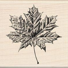 Inkadinkado® | Maple Leaf