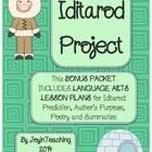 This BONUS PACKET INCLUDES LANGUAGE ARTS LESSON PLANS for Iditarod:  Prediction, Author's Purpose, Poetry and Summarize   It also includes the enti...