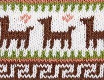 Узор «Перышки» - схема вязания спицами. Вяжем Узоры на Verena.ru