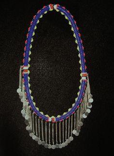 Maasai Tribal Necklace