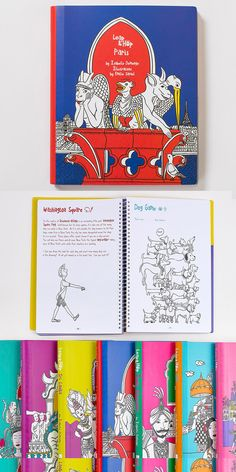 A wonderful way for children to discover a new destination (and a great way to keep them entertained during long flights and travel days)