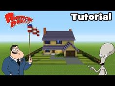 "http://minecraftstream.com/minecraft-tutorials/minecraft-tutorial-how-to-make-the-american-dad-house-american-dad/ - Minecraft Tutorial: How To Make the American Dad House! ""American Dad"" Minecraft Tutorial: How To Make the American Dad House! ""American Dad"" In this tutorial i show you how to make the family home from American Dad! Real World Building Playlist – https://www.youtube.com/playlist?list=PLVfyBBWTXosAPZV9f9bufDJRHGqXgJQYx Park Playlist –."