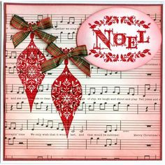 IndigoBlu - Noel - Dinkie and Teardrop Bauble