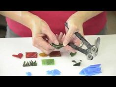 How to Cut Complex Shapes with Wheeled Nippers - YouTube