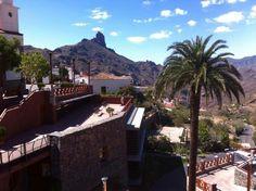 Tejeda, Gran Canaria Foto:Karim Ben Mahmoud Islas Canarias. En Facebook