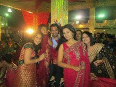 Barmeen in a wedding