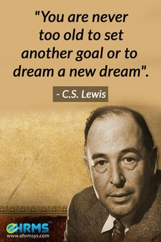 #eHRMS #Quotes #CSLewis #HR #HumanResources #HRMS #Payroll