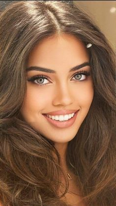 Most Beautiful Faces, Beautiful Women Pictures, Beautiful Person, Beautiful Smile, Gorgeous Women, Beauty Full Girl, Beauty Women, Brunette Beauty, Hair Beauty