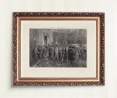 French Paintings, Original Paintings, Painting Prints, Art Prints, Landscape Mode, French History, Antique Art, Vintage Prints, Lovers Art