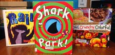Abby the Librarian: Preschool Lab: Five Senses