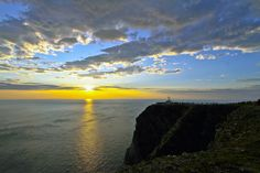 North Cape (Nordkapp or Davvenjárga) is a cape on the northern coast of the island of Magerøya in Northern Norway... #NorthCape  #Nordkapp #Magerøya #Norway .. See more... https://www.facebook.com/media/set/?set=a.524020551034747.1073741834.124222654347874&type=3