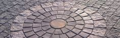 LAYING COBBLES Stepping Stones, City Photo, Outdoor Decor, Home Decor, Stair Risers, Decoration Home, Room Decor, Interior Decorating