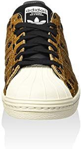 brand new 36493 90f06 adidas Damen Superstar 80S W Gymnastikschuhe, MarroneNero, 40 EU Amazon.
