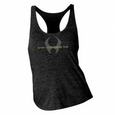 Love this tank! HYLETE - train. compete. live. 1.0 tank (Black/Neon Green)