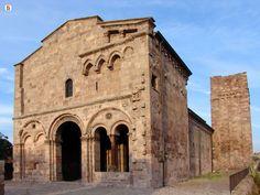 Ozieri, chiesa di Sant'Antioco di Bisarcio.   sec. XI - sec. XIII