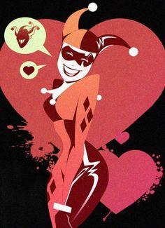 Happy-Go-Lucky Harley Quinn
