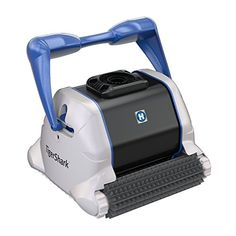 Hayward RC9990CUB TigerShark Quick Clean Robotic Pool Cleaner, Blue/Black/Grey >    ... Check more at http://farmgardensuperstore.com/product/hayward-rc9990cub-tigershark-quick-clean-robotic-pool-cleaner-blueblackgrey/