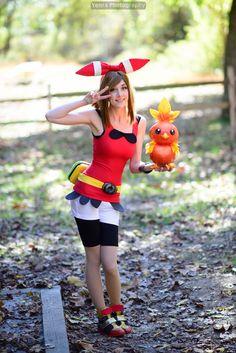 Pokemon #cosplay by SunsetDragon, PC: Yenra Photography