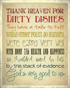 love this..kitchen quote! - sublime decor