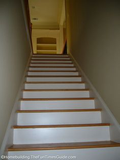 How to Decorate an Enclosed Staircase | Staircases ...