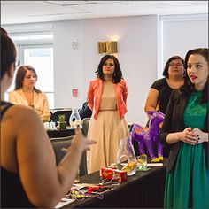 As an enterprising young lady, naturally, I was off to the second annual Bullish Conference.    A review from the past 5 years of The Bullish Conference, for career focused feminists who want to make work and the world better. Nov 2-5, 2017 in DC www.bullishconference.com