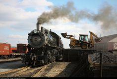 RailPictures.Net Photo: SRC 475 Strasburg Railroad Steam 4-8-0 at Strasburg, Pennsylvania by A. Belousov