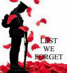Remembrance Day Canada ♥ Thank you for your service. Lest we forget. On November we acknowledge the courage and sacrifice of those who served their country.