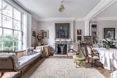 Terraced house for sale in Pelham Place, London