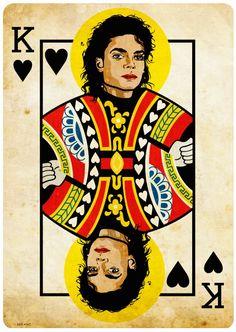 MJ Know N.Y. of Hearts card