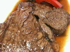 裏技ステーキ★輸入牛が簡単に美味しくなるの画像