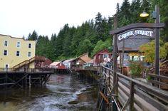 Top Alaskan boardwalks.