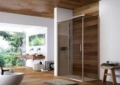 Huppe Design Elegance Łazienka drewniana