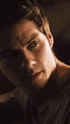 Dylan O'Brien as Thomas 💗💗💗 Dylan O'brien, Stiles, Teen Wolf, Dread Doctors, Maze Runner Cast, The Scorch Trials, O Brian, Dragon Rider, Chef D Oeuvre
